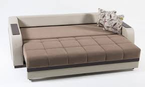 Sleeper Sofa Mattresses Furniture Lovely White Grey Sleeper Sofa With Light Brown Sleeper