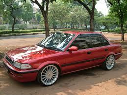 mitsubishi eterna modifikasi pilihan mobil sedan bekas harga 40