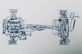 miata drawing interesting schematics and technical drawings