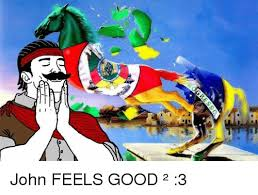 Feels Good Meme - i john feels good 皺 3 good meme on sizzle