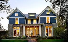 Modern Traditional Home Design With Many Unusual Architectural - Traditional home design