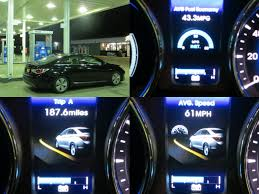 hyundai sonata hybrid mpg 2013 2013 hyundai sonata hybrid improved inside outside and