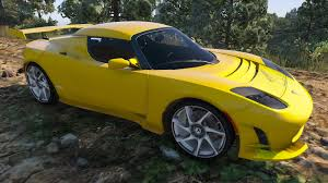 tesla roadster sport 2011 tesla roadster sport gta5 mods com