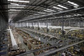 amazon warehouse black friday here u0027s what the amazon mothership looks 48 hours before black