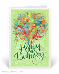 birthday greeting cards birthday traditional harrison greetings business greeting cards