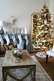 243 best blogger christmas house tour images on pinterest