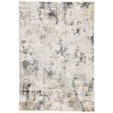 Jaipur Area Rugs Jaipur Rugs Machine Made White Sand 9 Ft X 12 Ft Abstract Area