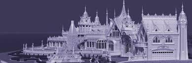 Ultra Luxury Home Plans Fantasy Castles Mansions Estate Design