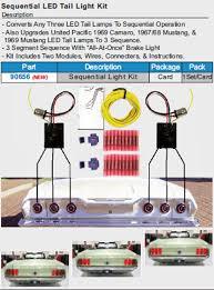 100 wiring diagram of car signal light 57 65 ford wiring