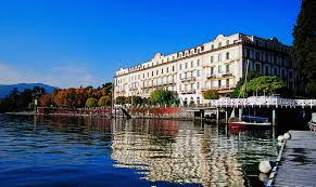 Grand Hotel On Lake Como by Visitsitaly Com Lake Como And The Lake District Of Italy
