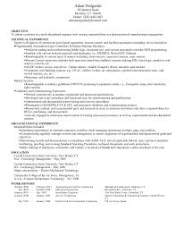 Validation Engineer Resume Sample Podgorski Resume Engineer