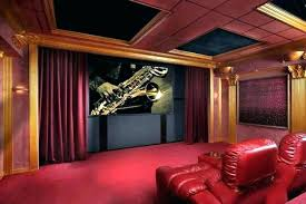 Theatre Room Decor Home Theater Rooms Decorating Ideas Theatre Decor Room Patio