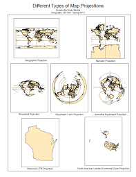 Different Types Of Maps Geog 335 002 Gis I Materials