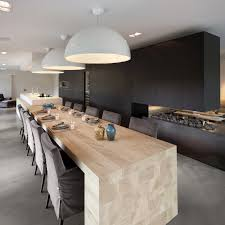 grand ilot de cuisine ilot central cuisine design grand ilot central cuisine design tout