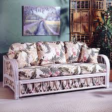 Rattan Sleeper Sofa Rattan Sectionals Pageplucker Design Vintage Rattan