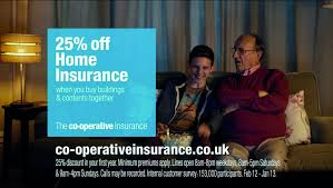 the co operative insurance invests millions in ad campaign by rapp edinburgh and mtp the drum