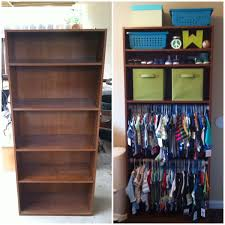 Baby Closets 23 Money Saving Ways To Repurpose And Reuse Old Bookcases Extra