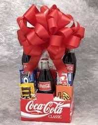 snack pack of coca cola gift set snack gifts by