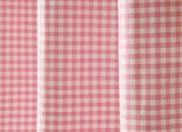 Pink Gingham Curtains Gingham Curtains Eulanguages Net