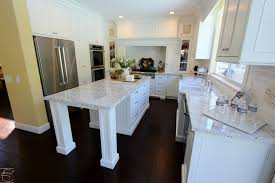 Kitchen Makeover Blog - aliso viejo white transitional u shaped kitchen remodel with