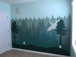 star wars nursery album on imgur so my wife and i are having a son our first child and she wanted to do a forest theme nursery me being me i was like wait