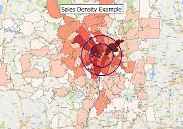 Portland Zip Codes Map by Geo Targeting For The Auto Industry Adpearance