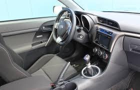 car review 2014 scion tc driving