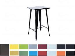 Tolix Bar Table Indoor Outdoor Metal Tolix Bar Table Kr Outdoor Furniture