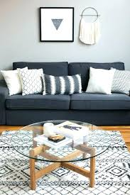 what color rug for grey sofa dark grey couch outstanding gray pillows coffee tables living room