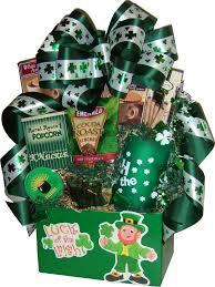 st patrick s day home decorations saint patrick u0027s day box san diego gift basket creations