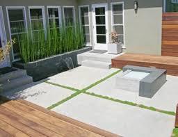 Concrete Patio Designs Concrete Patio Pictures Gallery Landscaping Network