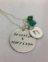Mom Necklaces With Children S Names Mom Necklace Personalized Jewelry Sterling Silver With
