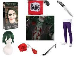 Heath Ledger Halloween Costume Injustice 2 Costumes U0027s Gear