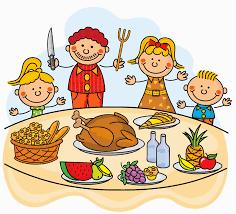 cartoon turkey dinner free download clip art free clip art