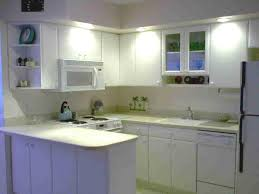 tiny kitchen makeover on budget small cost apartment remodel