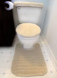 crochet spot blog archive crochet pattern toilet cover set