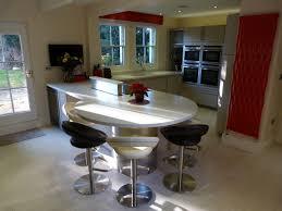 Galley Kitchen With Breakfast Bar Kitchen Kitchen Breakfast Bar And 51 Romantic Decorating