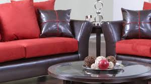 black red and white furniture distinctive grain pattern in the