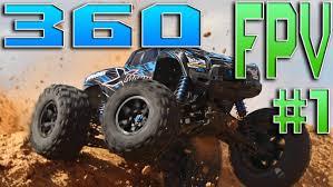 nitro circus rc monster truck cars rc videos show box fpvtv