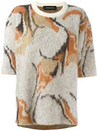 malene birger sale malene birger udsalg multicolour wool and mohair mitonas dipped