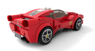 lego ferrari speed champions lego ideas ferrari 488 gtb speed champions