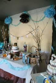 Fishing Themed Baby Shower - eli the little hunter baby shower party ideas photo 5 of 16