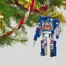transformers soundwave ornament keepsake ornaments hallmark