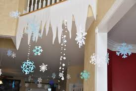 Winter Party Decorations Frozen Birthday Party Decorations Styrofoam Icicles Elsa U0027s Castle