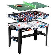 3 in one foosball table bjs wholesale club product