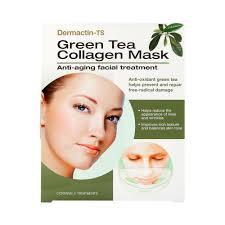 Collagen Mask dermactin ts collagen mask olive