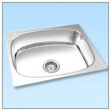 Stainless Steel Kitchen Sinks SS Kitchen Sink Bluestar Sanitary - Kitchen ss sinks