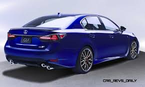 purple lexus 2016 lexus gs f