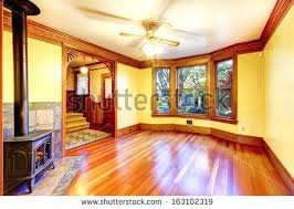 craftsman style home interior craftsman home interior details empty beautiful living room with