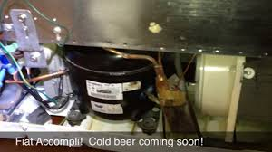 troubleshooting and repairing a warm ge refrigerator with an